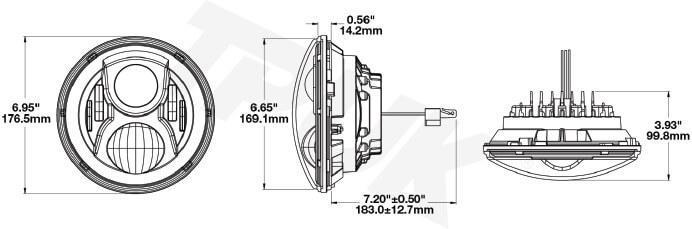 tpuk h4 6500 product dimensions