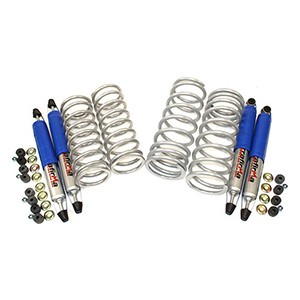 Springs and Pro Sport Shocks