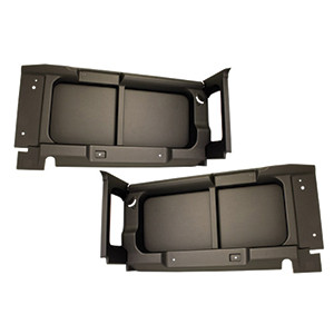 Rear Window Surround Trim Kit