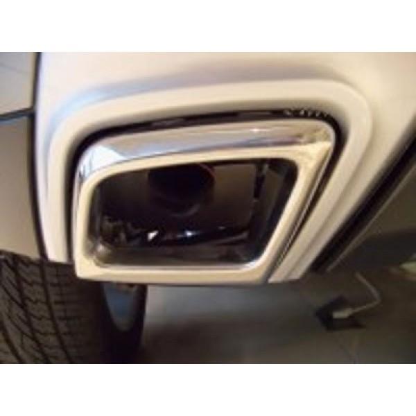 Range Rover Evoque Dynamic Exhaust Finisher Lh: Evoque Exhaust System At Woreks.co