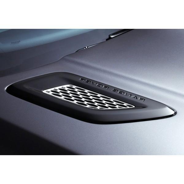 Range Rover Sport Black Bonnet Vent Rh Thomas Performance