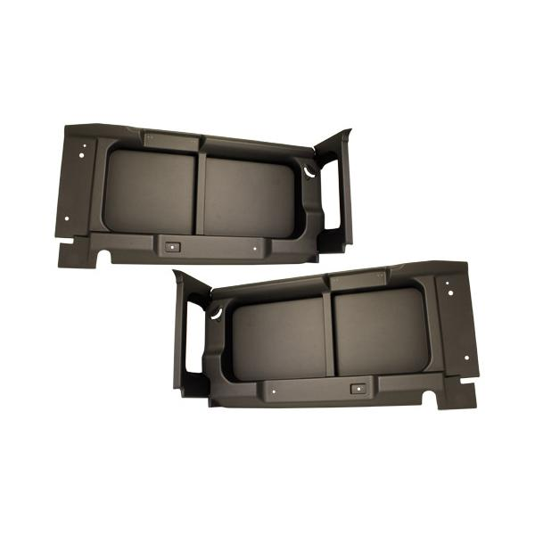 Land Rover Defender 90 Rear Window Surround Trim Kit (without Window  Cut-out) - Thomas Performance