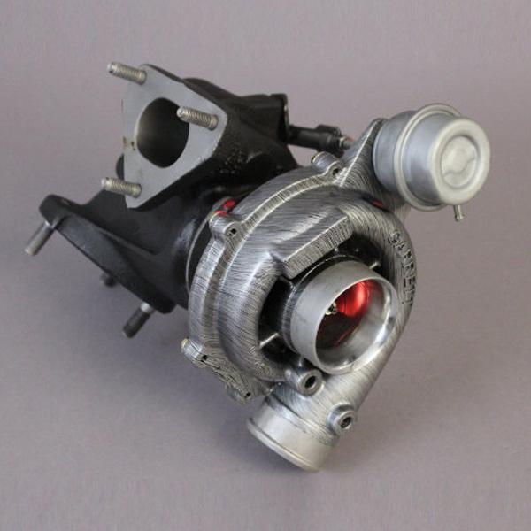 Land Rover Defender Td5 Hybrid Turbocharger Thomas