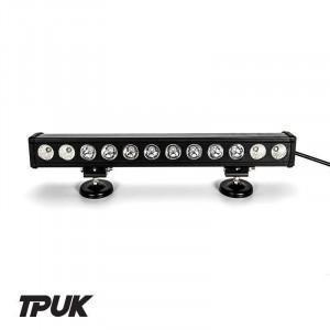 Land Rover Defender 120W 6500K Black Series LED Light Bar