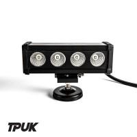 Land Rover Defender 40W 6500K Black Series LED Light Bar (Pair)