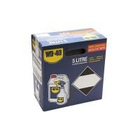 WD40 5 LTR (Includes Trigger Dispenser Bottle)