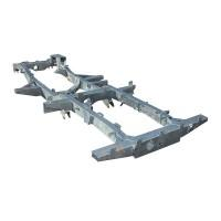 Full Galvanised Chassis suitable for Series III 88'' vehicles