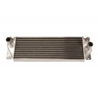 High performance uprated replacement intercooler from AlliSport Ltd.Using L.I.F.T Louvered Inter Fin Technology Core
