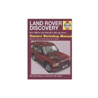 Land Rover Discovery 1 Diesel (Nov 98 - Jul 04) S to 04