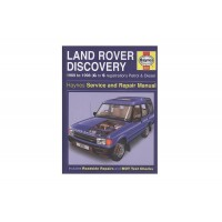 Discovery Petrol & Diesel (89 - 98) Haynes Repair Manual