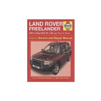 Haynes Manuals Land Rover Freelander (1997 - 2006)