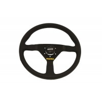 Leather Steering Wheel 14 inch