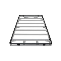 Roof Rack Top Rail Black Finish suitable for Defender 90 vehicles