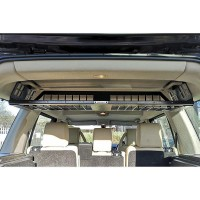Rear Upper Loadspace Storage Shelf suitable for Discovery 3 and 4 Vehicles (7 Seat version)
