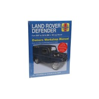Haynes Manual Land Rover Defender (2007 - 2016)