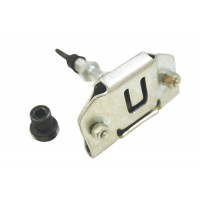 Wiper Wheelbox Suitable for Series and Defenders up to 1A622423  comes with wiper arm adapter.