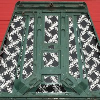 Dynamat Xtreme Sound Proofing for Land Rover Defender - Bonnet Section - Fits from 1983-1998