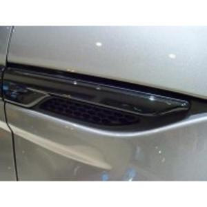 Range Rover Evoque Dynamic Black Front Side Vent RH