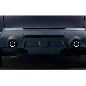 Range Rover Sport Black Rear Tow Eye Cover