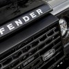 Genuine Land Rover Defender Adventure Special Edition Grille in Gloss Black