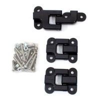Optimill Security Rear Door Hinges (Set of 3)