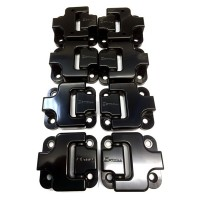 Optimill Security Front Door Hinges (Defender 110)