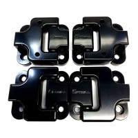 Optimill Security Front Door Hinges (Defender 90)
