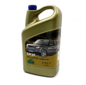 5 Litre of 5W-30 Engine Oil