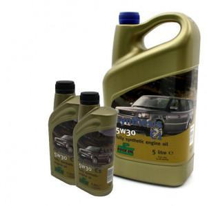 7 Litres of 5W-30 Engine Oil