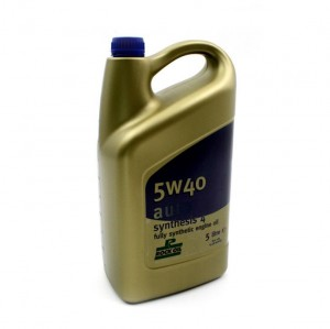 5 Litres of 5W-40 Engine Oil