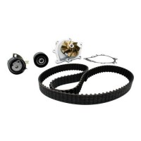 Gates 'PowerGrip' Timing Belt Kit with Waterpump for Range Rover Evoque 2.2D