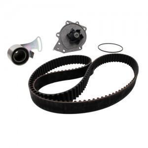 Gates 'PowerGrip' Timing Belt Kit with Waterpump for Freelander 1.8 Manual Tensioner