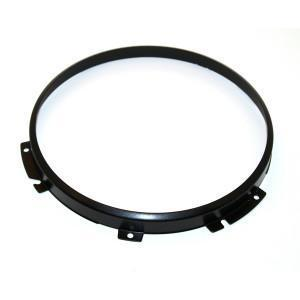 Defender Headlamp Bezel - Black