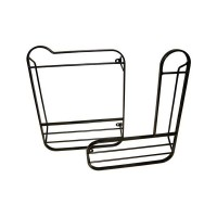 Genuine Land Rover Defender 2007 Rear Hinged Lamp Guards