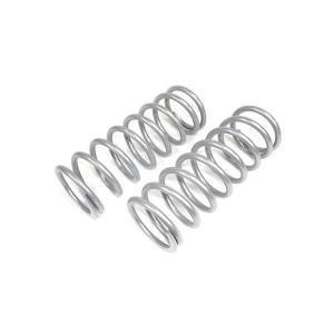 Standard load rear springs (90) 1-inch lowered