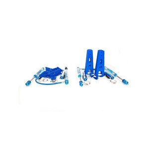 Mega Sport 11 inch travel shocks and mounting kit (90/110/130/D1/RRC)