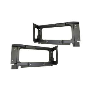 Land Rover Defender 90 Rear Window Surround Trim Kit (with Window Cut-out)
