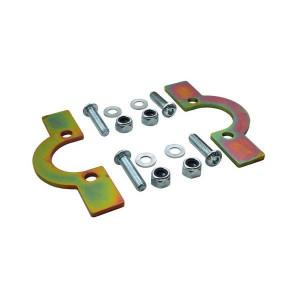 Front coil spring retaining plates (90/110/130/D1/RRC)