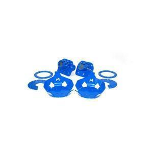 Hydraulic bump stop rear mounting kit (90/D1/RRC)