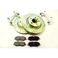 Big Brake Upgrade D3, D4 & RRS (Premium Ceramic & TF CDG discs)
