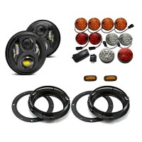 Land Rover Defender EVO LED Light Package - Colour Full