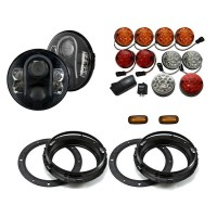 Land Rover Defender LYNX LED Light Package - Colour Full (RHD/LHD)