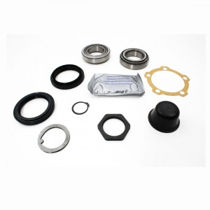 Premium Front Wheel Bearing kit for Land Rover Defender by Allmakes PR2