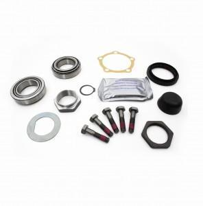 Premium Front & Rear Wheel Bearing Kit for Land Rover Defender by Allmakes PR2