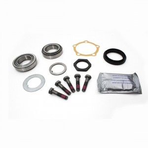 Premium Front Wheel Bearing Kit for Range Rover Classic with ABS