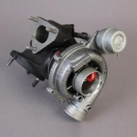 Land Rover Defender TD5 Hybrid Turbocharger