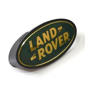 Land Rover Decal - Classic Green (Genuine)