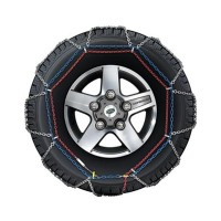 Land Rover Defender 2007 Snow Chains