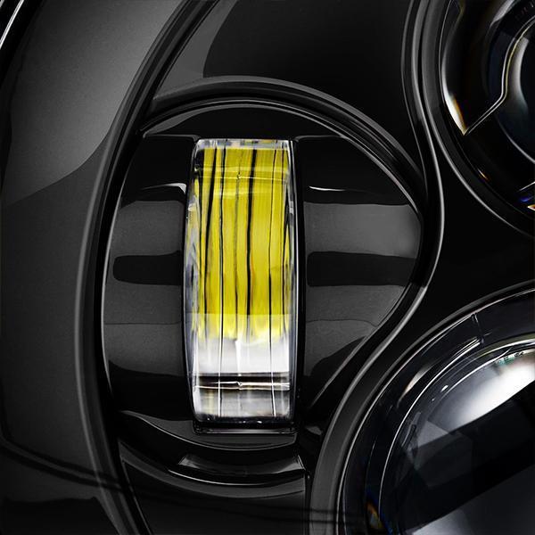 Land Rover Defender LED Headlights (6500K)