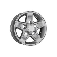 18″ X 8″ OEM STYLE BOOST SILVER ET35